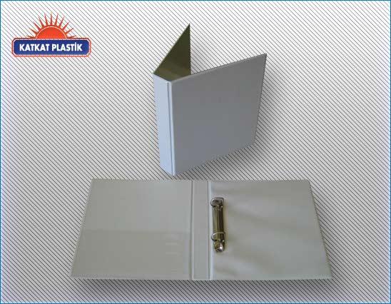 A5 PVC Kırtasiye Tipi Klasör