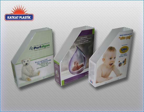 kp042 PVC Föylü magazinlik