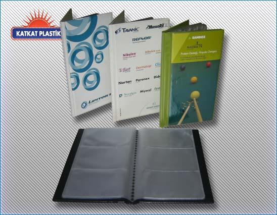 kp033 PVC 3lü Karvizitlik