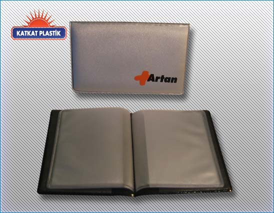 kp034 PVC Kredi kartlık