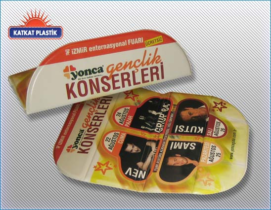 kp052 PVC Konser minderi