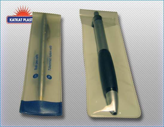 kp-065 -PVC Tekli kalemlik