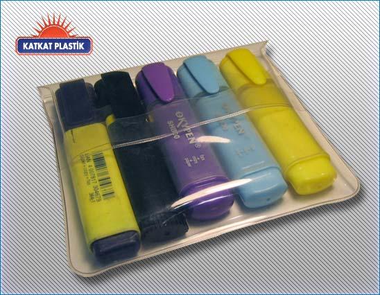 kp-066 -PVC 5li kalemlik