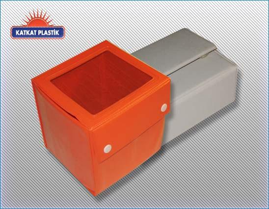 kp-050 -PVC Cd kutusu