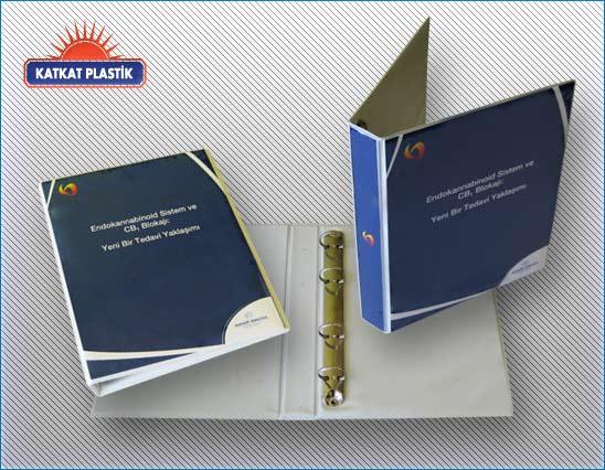 kp 006 A5 PVC Föylü Klasör